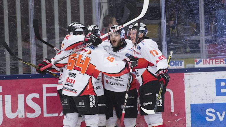 Karlskrona-jubel mot Västerås