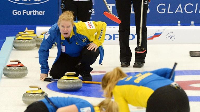 2015 Margaretha Sigfridsson curling