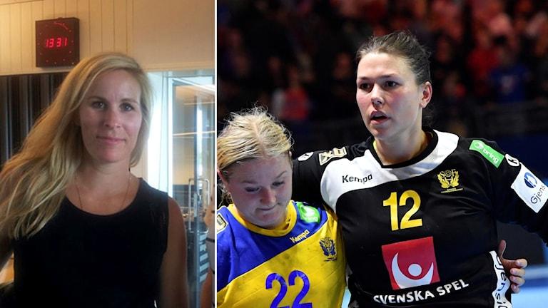 Expert Annika Wiel Hvannberg och Filippa Idéhn.