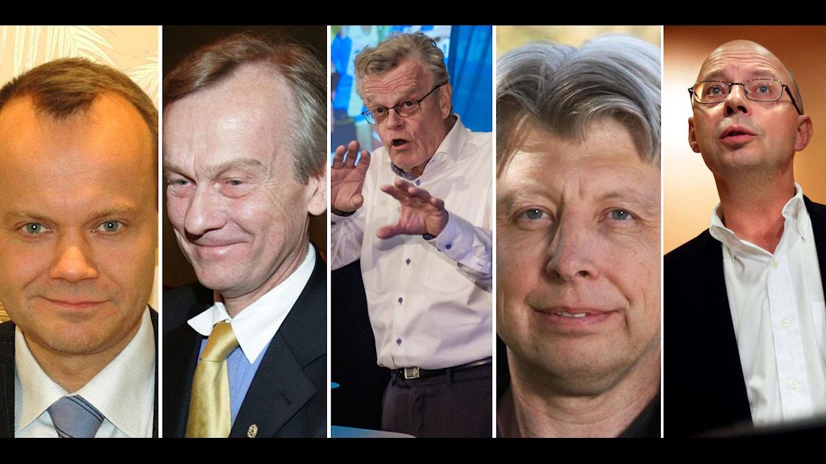 Foto: Twitter och TT. Collage: Radiosporten.