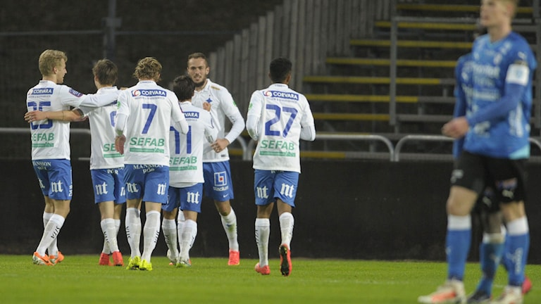 Arkivbild. Emir Kujovic IFK Norrköping