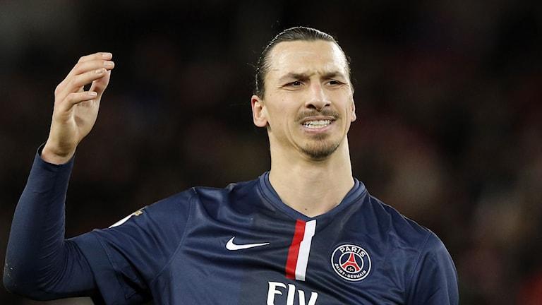 2014 Zlatan Ibrahimovic PSG
