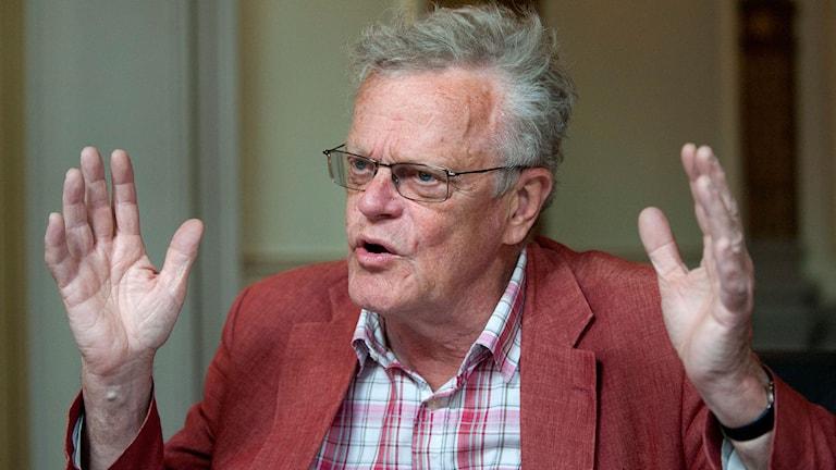 Björn Eriksson, ordförande i Riksidrottsförbundet
