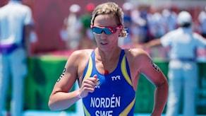 Lisa Nordén kommer inte att springa i Stockholm.