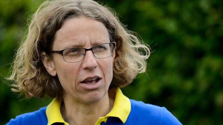 Karin Torneklint, förbundskapten i friidrott. Foto: Henrik Montgomery/TT
