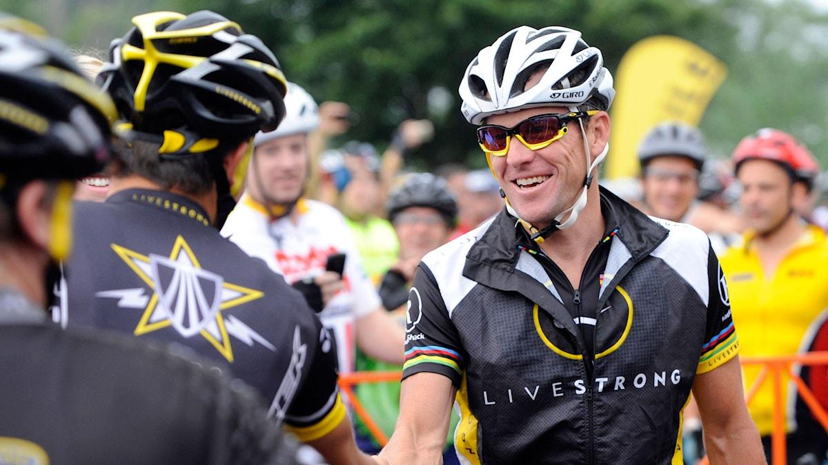 ARKIV: Lance Armstrong år 2010