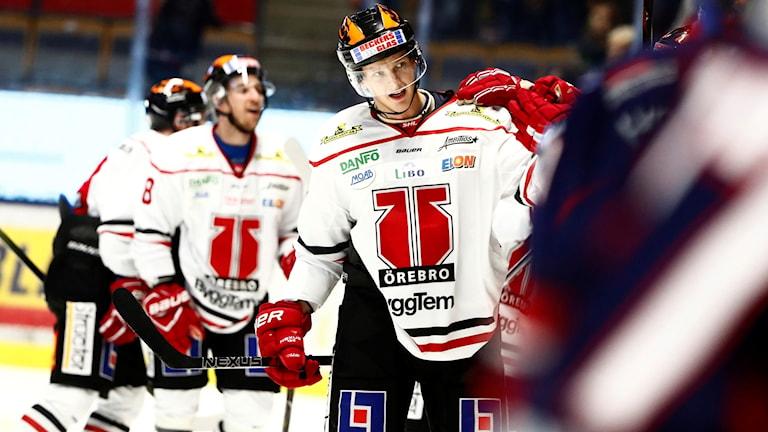 Örebro avgjorde i förlängningen.