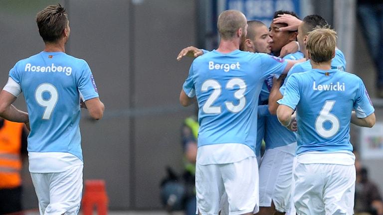 Arkivbild. Malmö FF. Foto: TT Nyhetsbyrån
