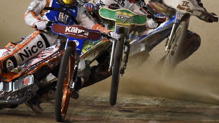 Speedway, arkivbild. Foto: TT