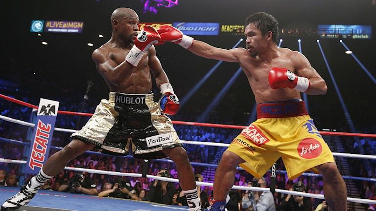 Floyd Mayweather mot Manny Pacquiao