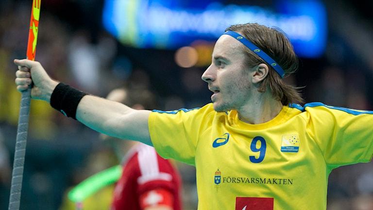 Alexander Galante Carlström, arkivbild. Foto: Björn Larsson Rosvall/TT