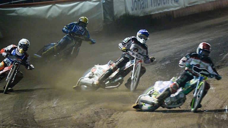 2015 Speedway, SM-final, Indianerna-Vetlanda