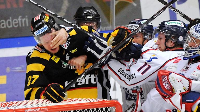 Arkivbild Frölunda-Skellefteå. Foto: TT Nyhetsbyrån