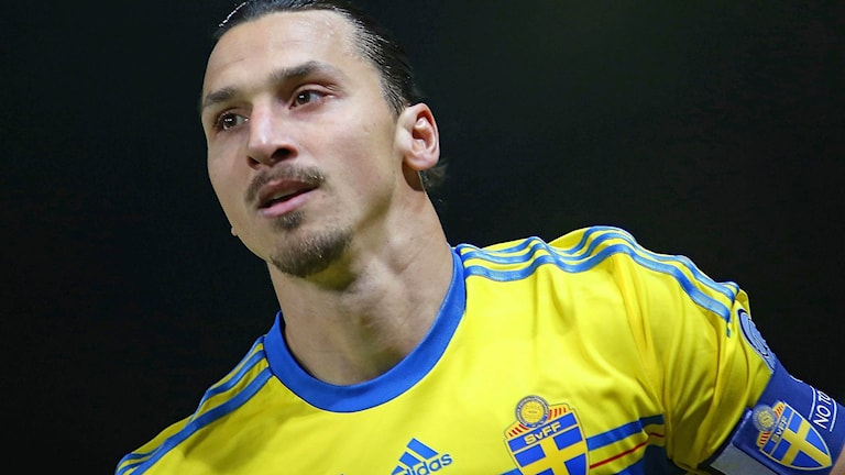 Zlatan Ibrahimovic. Foto: Foto: MICHELE LIMINA/TT.