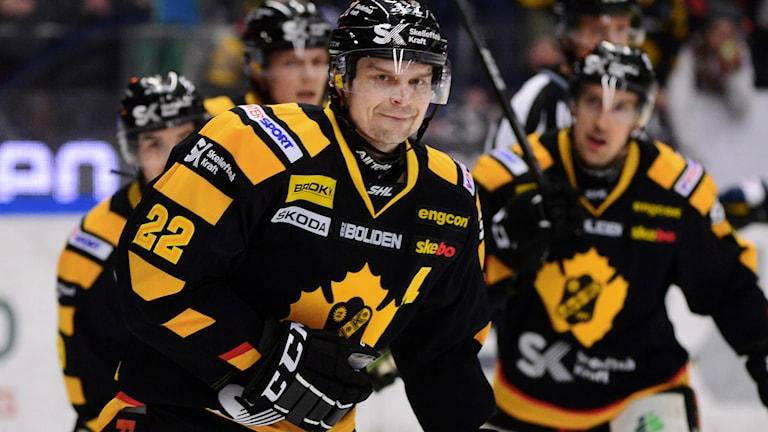 Janne Pesonen. Foto: TT