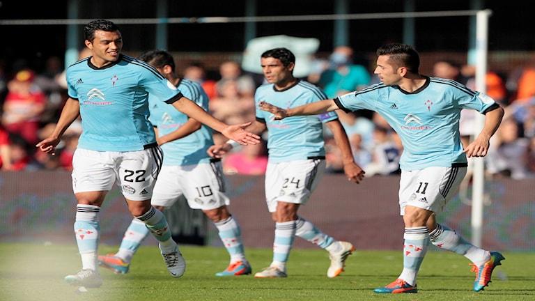 Arkivbild. Celta Vigo. Foto: AP Photo/Lalo R. Villar