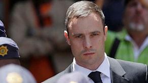 Idrottsmannen Oscar Pistorius. Foto: Themba Hadebe/TT