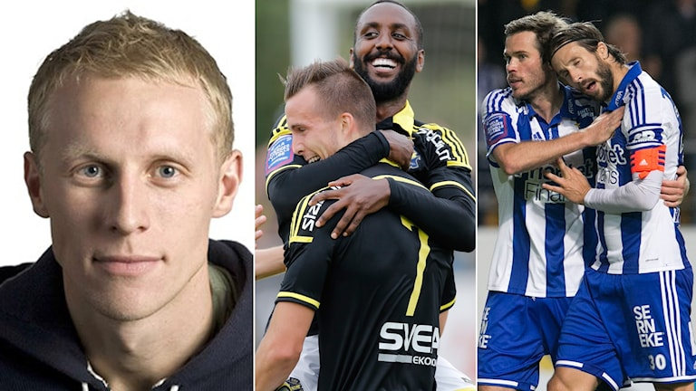 Richard Henriksson tror på AIK-jubel mot IFK Göteborg