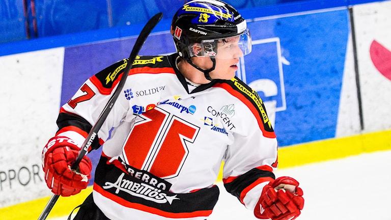 Daniel Viksten. Foto: TT