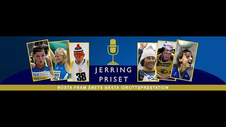 Jerringpriset - banner