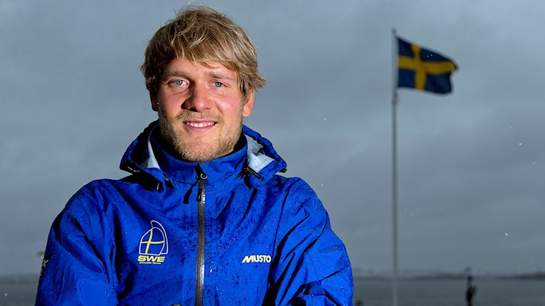 Max Salminen. Foto: TT