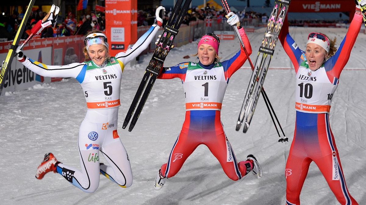 Stina Nilsson. Foto: TT