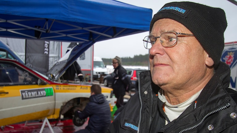 Stig Blomqvist, arkiv. Foto: TT