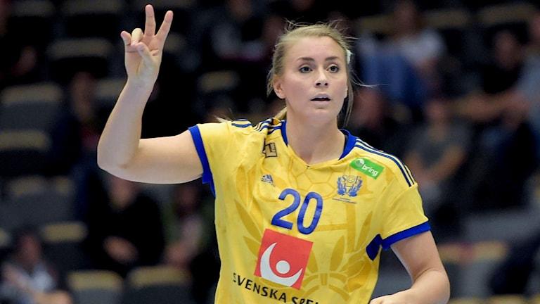 Isabelle Gulldén. Foto: Maja Suslin/TT