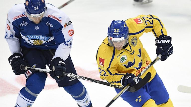 Finland-Tre Kronor