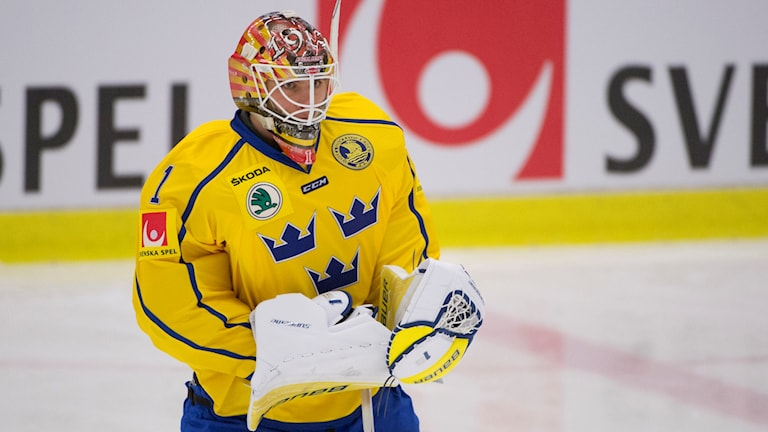 Felix Sandström. Foto: Henrik Montgomery/TT