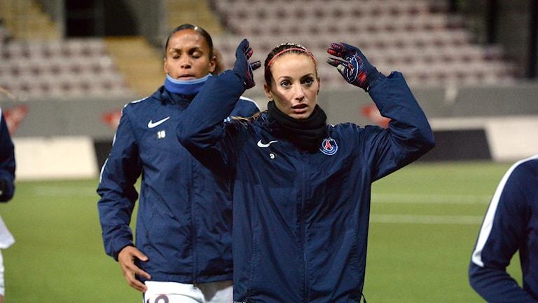 Kosovare Asllani i PSG