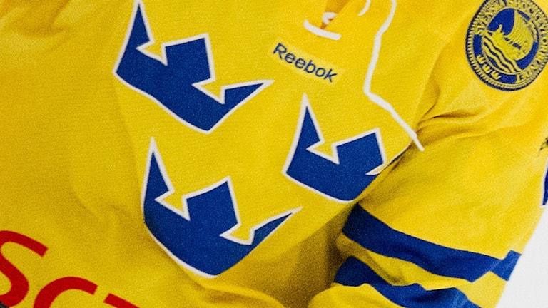 Sverige ställs mot antingen Ryssland eller Tjeckien i kvartsfinalen. Foto: TT.
