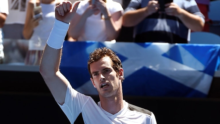 Andy Murray. Foto: TT