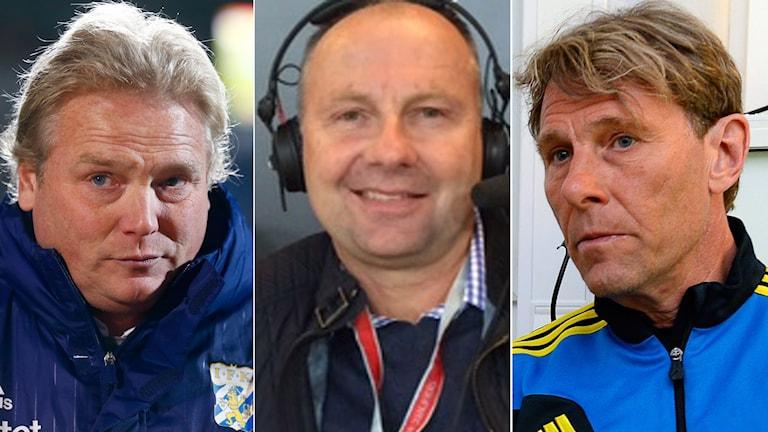 Håkan Mild vill se Jörgen Lennartsson eller Håkan Ericson som ny förbundskapten