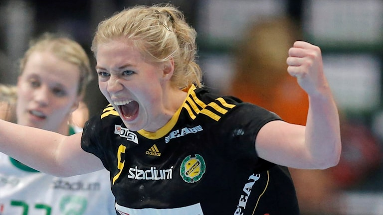 Julia Eriksson. Foto: Adam Ihse/TT