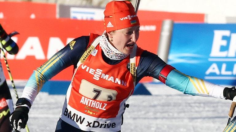Olga Abramova. Foto: TT
