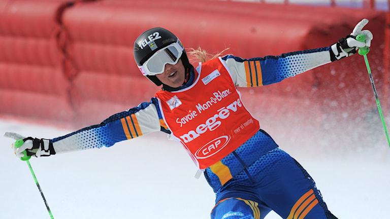 Anna Holmlund. Foto: TT