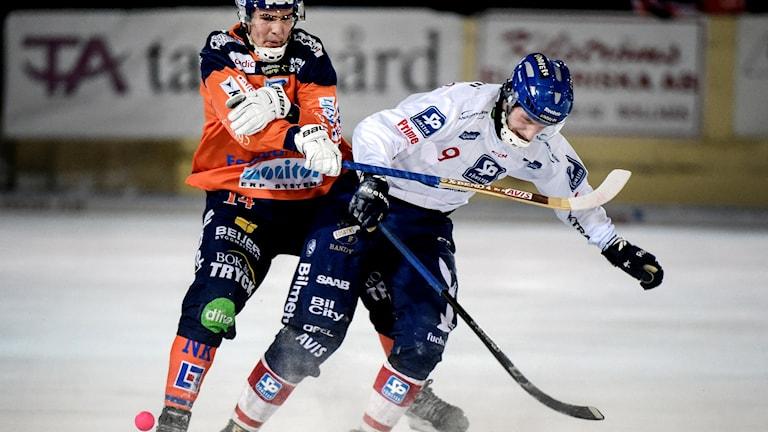 Bollnäs-Edsbyn väntar i kvartsfinal. Foto: TT