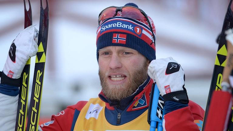 Martin Johnsrud Sundby. Foto: TT