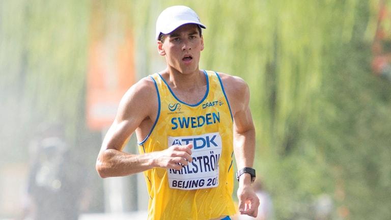 Perseus Karlström. Foto: TT
