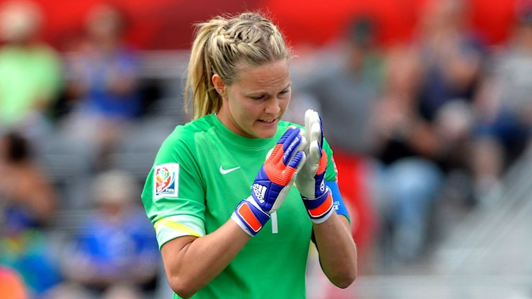 Ingrid Hjelmseth. Foto: TT
