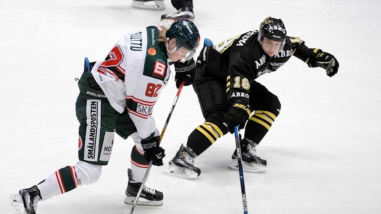 Tingsryd tar emot AIK i den första matchen i finalserien.