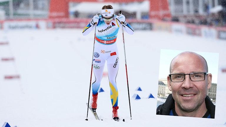 Stina Nilsson och Torgny Mogren.
