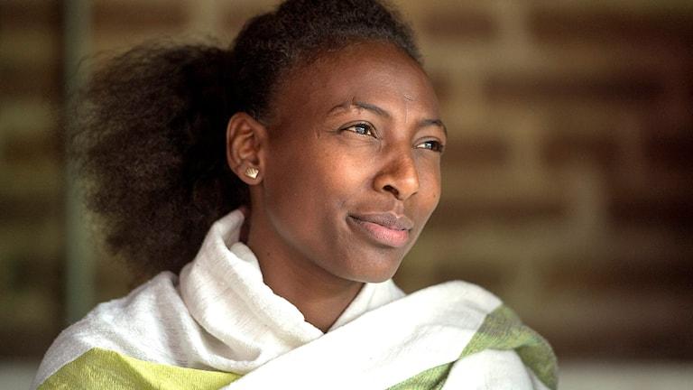 Abeba Aregawi. Foto: TT