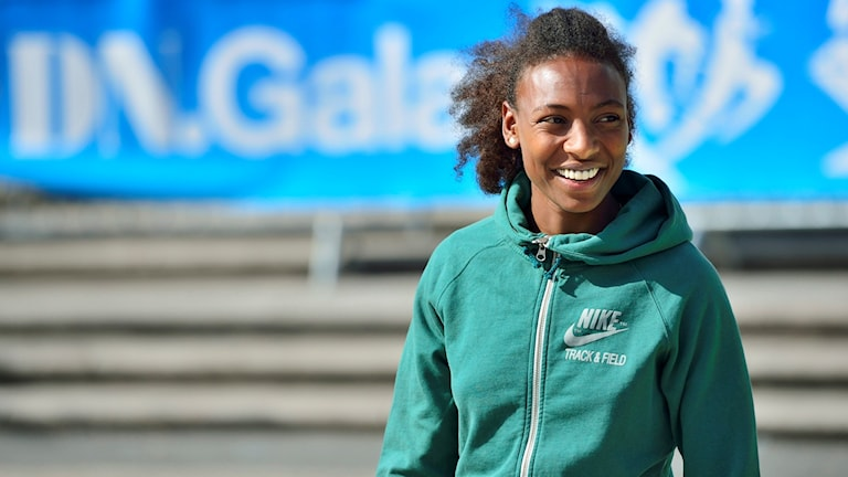 Der Mittelstrecken-Star Abeba Aregawi  wird nicht mehr für den Stockholmer Sportverein Hammarby laufen.