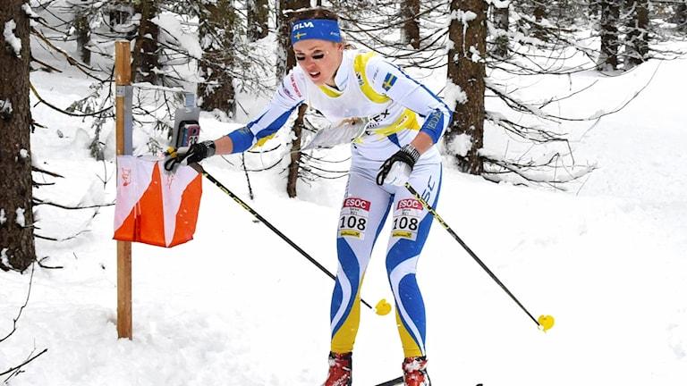 Tove Alexandersson. Foto: TT