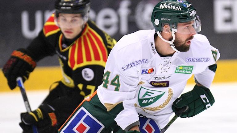 Milan Gulas i fredagens möte mellan Brynäs och Färjestad.