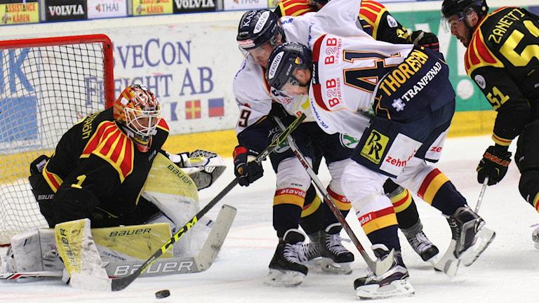 Djurgården och Brynäs möts i åttondelsfinal.