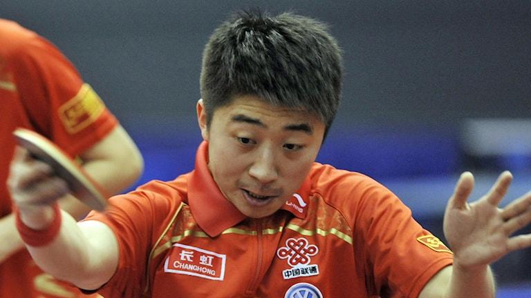 Kinesen Xu Hui blir nyckelspelare för Eslöv