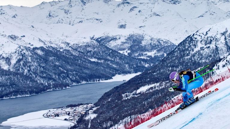 Kommer de olympiska spelen 2026 avgöras i St Moritz?